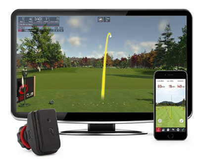 rapsodo r-motion and the golf club simulator
