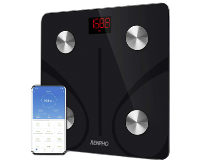 renpho wireless weight scale