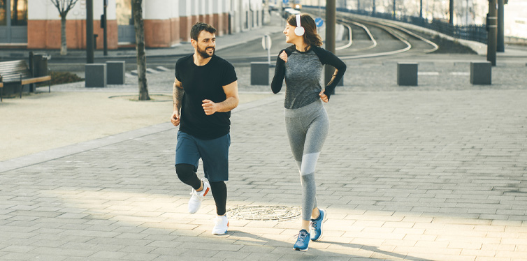 running with shin splints