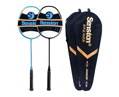 senston n80 graphite badminton racket