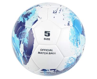 shoke soccer ball