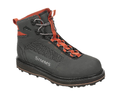 simms tributary wading waterproof fishing boots
