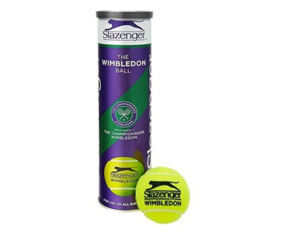 slazenger wimbledon official tennis balls