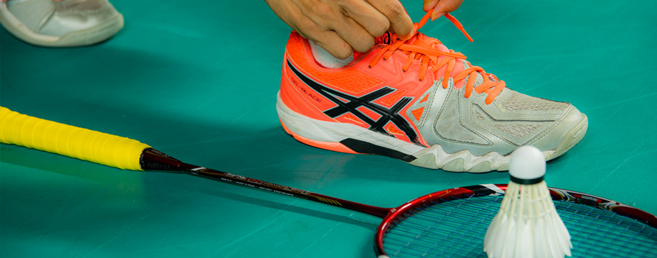 the best badminton shoe