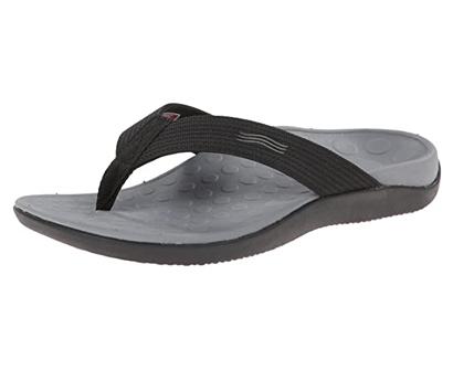 vionic unisex wave toe-post sandal - flip-flop