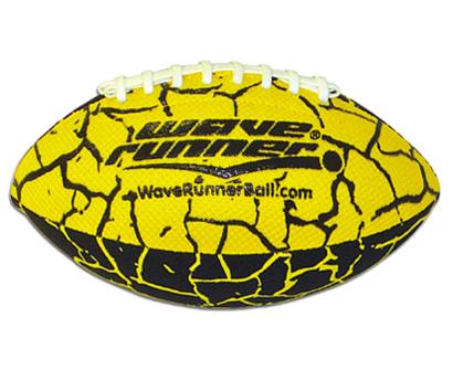 wave runner grip it waterproof football