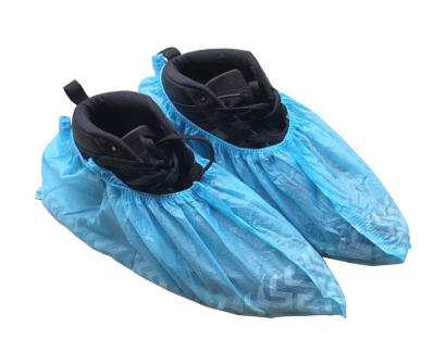 wecolor disposable shoe covers - 100 pack