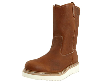 wolverine work / wellington boots for men