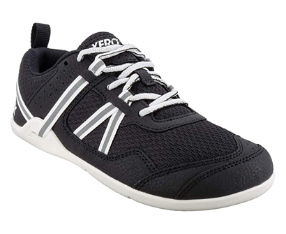 xero prio running and fitness shoe