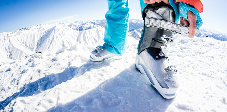 How To Break In Ski Boots Quickly