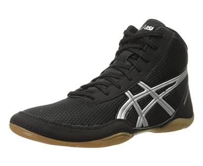 asics men's matflex 5 wrestling shoes