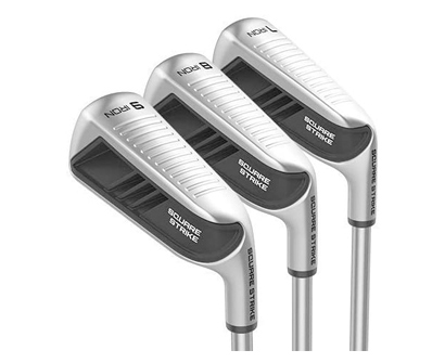 autopilot square strike irons golf clubs set