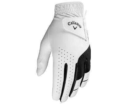 callaway golf men's weather spann golf glove
