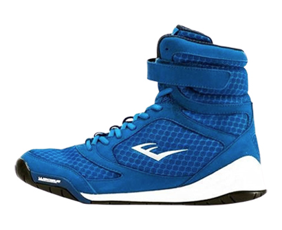 everlast new elite high top boxing shoes