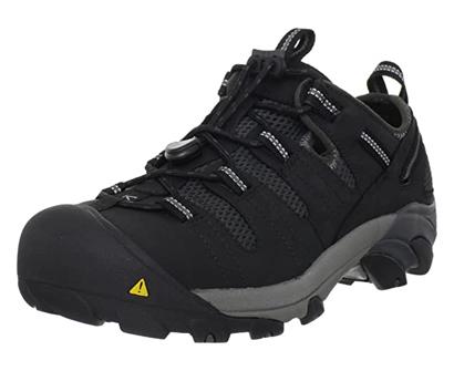 keen utility men's atlanta cool-m industrial shoe