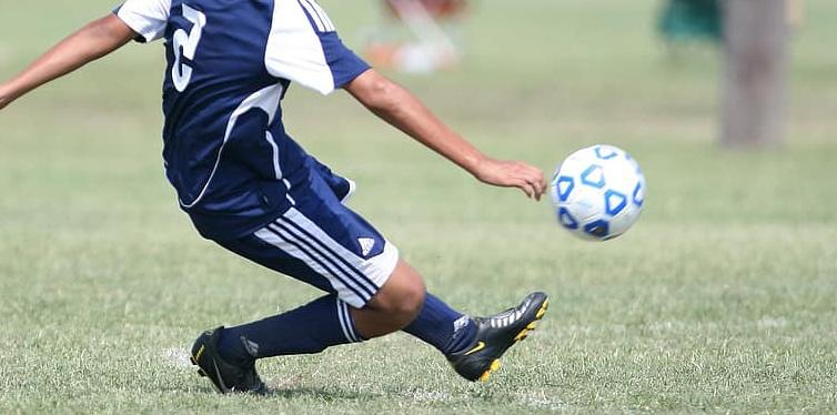 soccer ball training