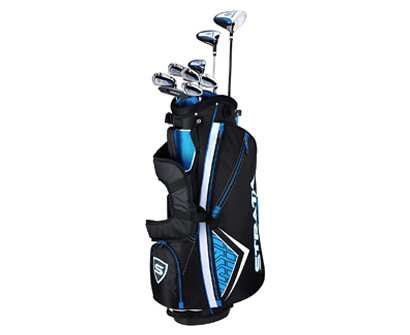 callaway strata men's golf clubs packaged set