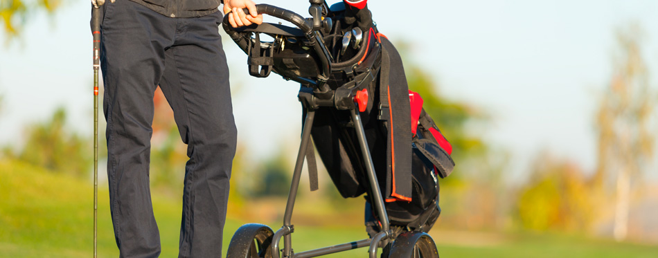 the best golf trolley