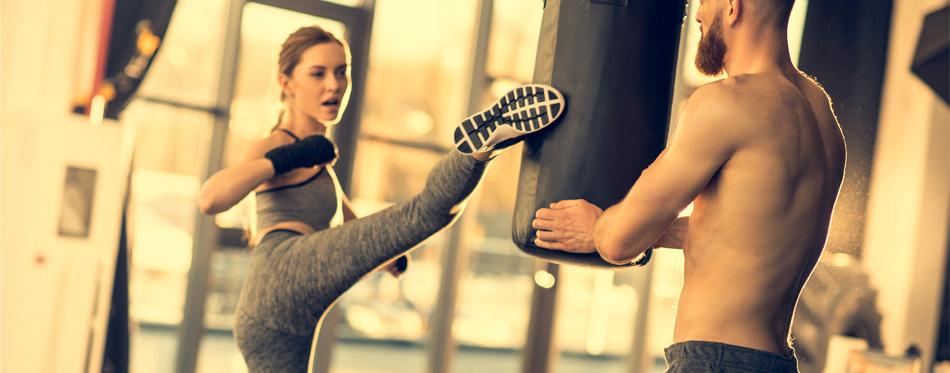the best kickboxing shoe
