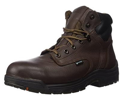 timberland pro men's titan waterproof shoe
