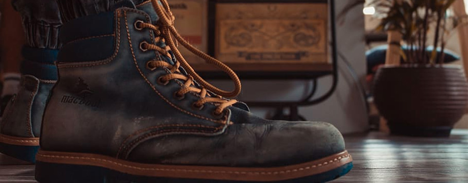 warehouse picker boots
