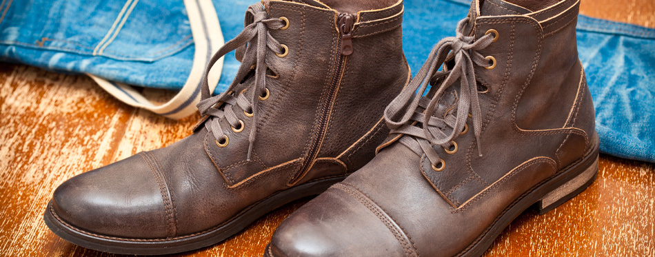 warehouse working boots