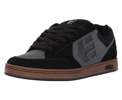 etnies swivel skate shoe