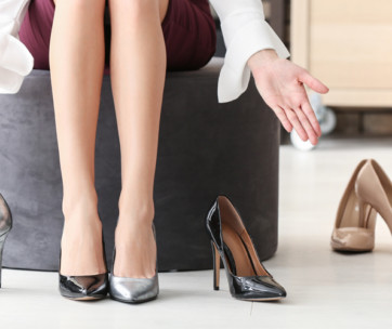 10 ways to know you're getting a good fitting shoe
