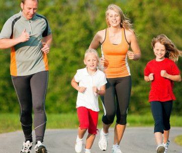 5 ways to introduce kids to running