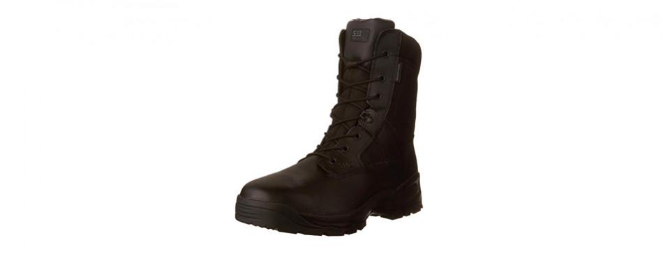 5.11 tactical men's atac 2.0 waterproof military boots