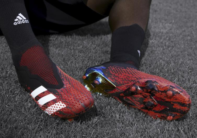 ADIDAS Predator 20 Match Soccer Shin Guards Sports