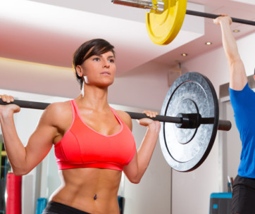 benefits of lifting weights for runners