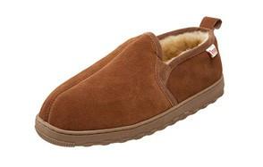 tamarac by slippers international men's cody sheepskin slipper