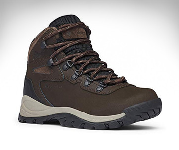 columbia newton ridge plus boot