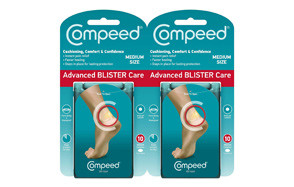 Compeed Advanced Blister Care Cushions