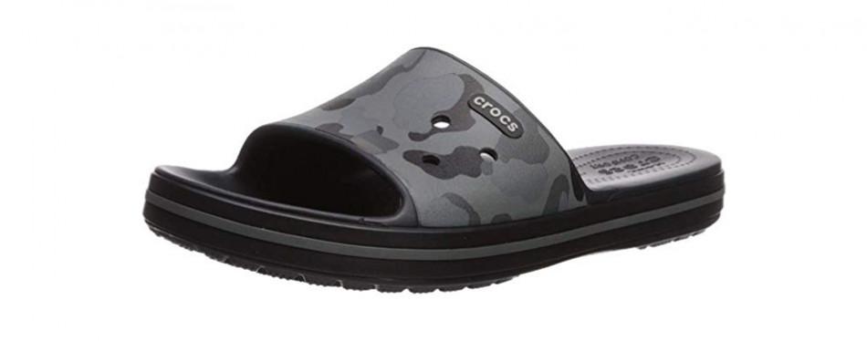 crocs bayaband slide sandal