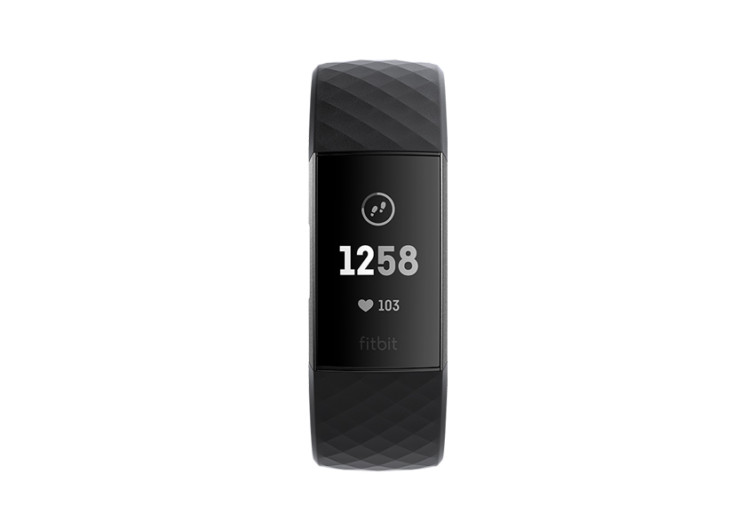 fitbit charge 3tm advanced fitness tracker