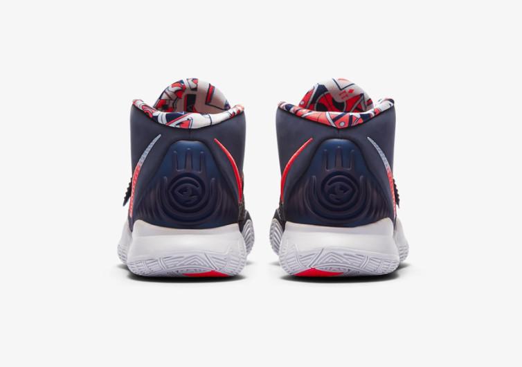 Nike Kyrie 6 Midnight Navy