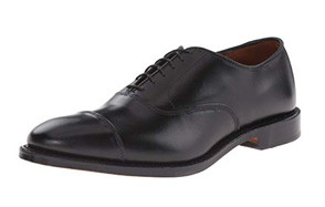allen edmonds men's park avenue cap toe oxford shoes