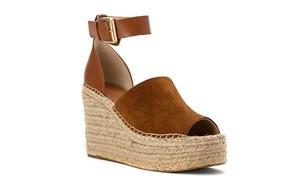 marc fisher ltd women's adalyn espadrille wedge sandal