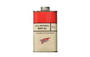 red wing heritage all natural boot oil u