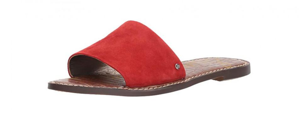 sam edelman women's gio slide sandal