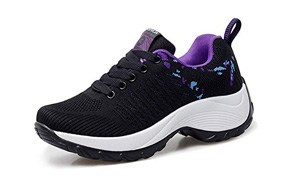hkr women's motion control sneakers