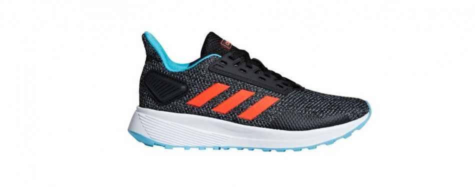 adidas kids duramo 9 running shoe