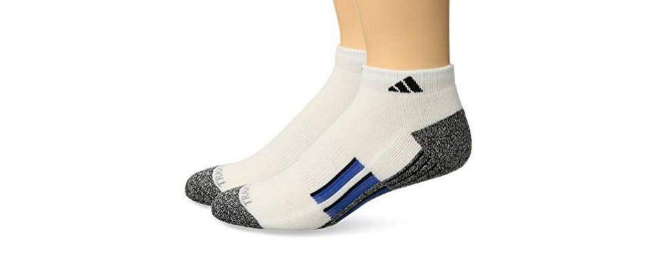 adidas men's climalite x ii low cut sock