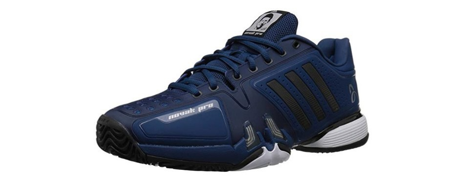 adidas performance men's novak pro tennis shoe