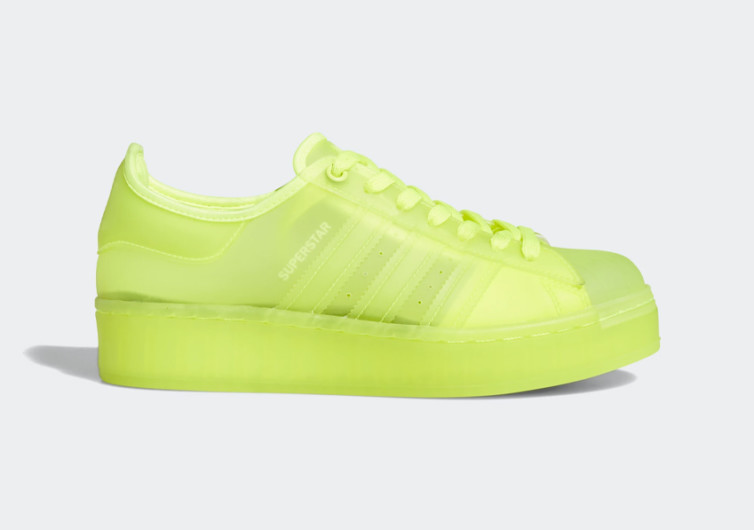 adidas superstar jelly shoes