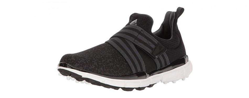 adidas women's w climacool knit cblack/d golf shoe