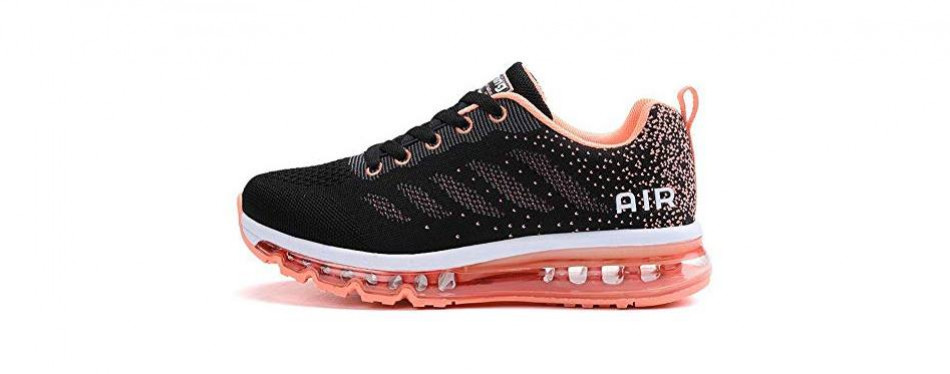 frysen air mens/womens shock absorbing running shoes