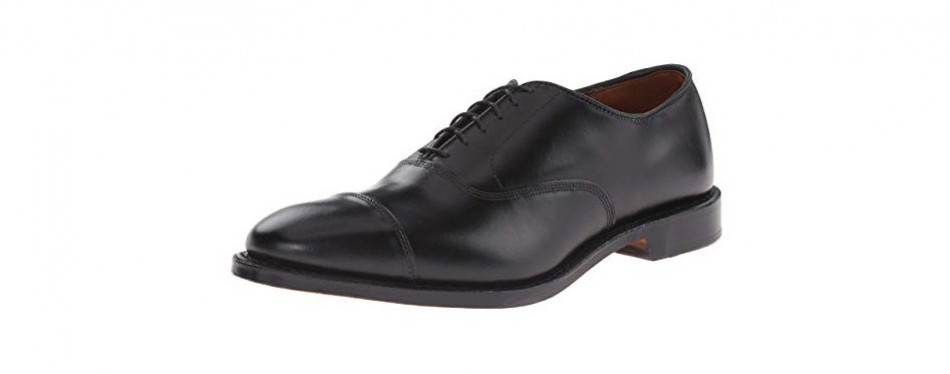 allen edmonds men's park avenue cap-toe oxford shoes
